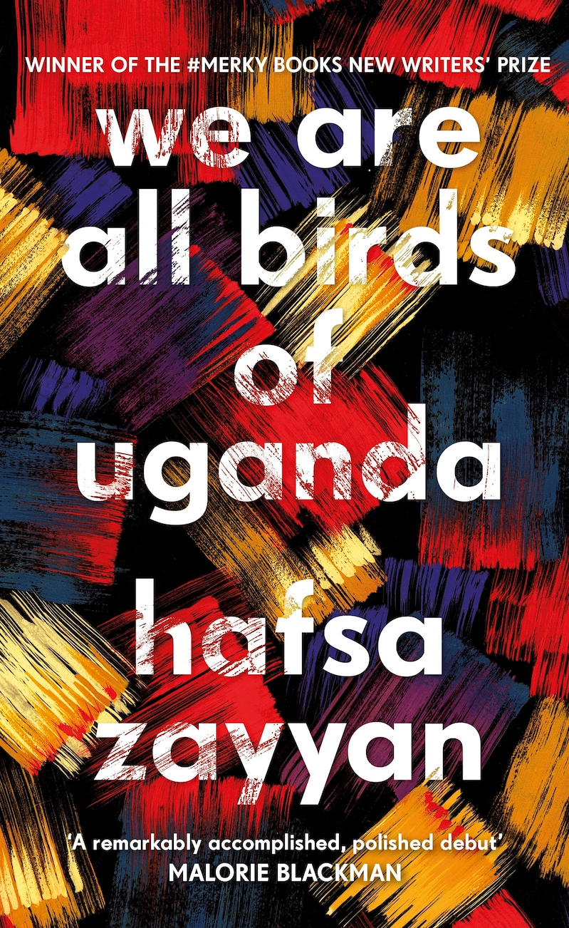 We Are All Birds Of Uganda Book