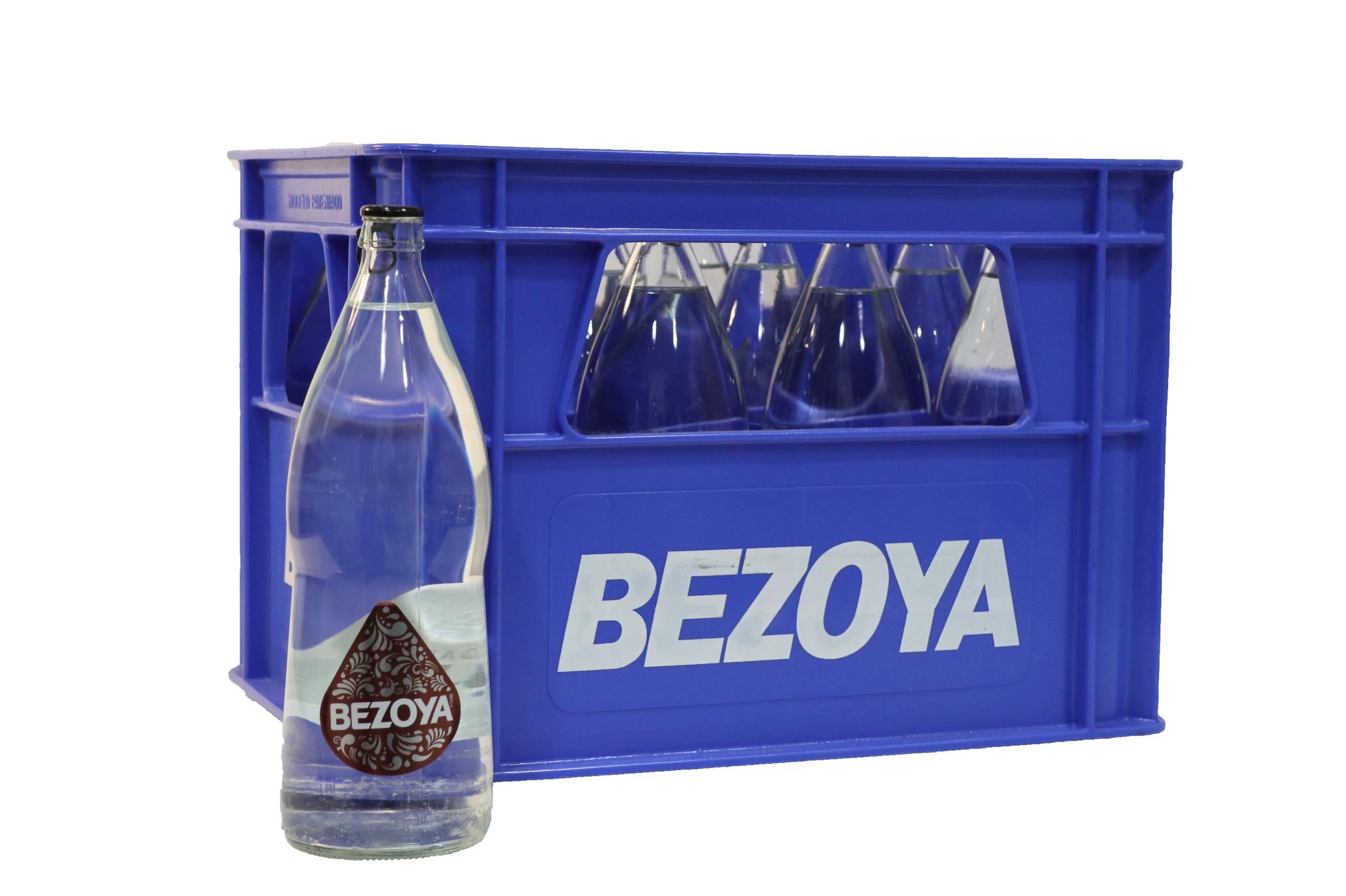 Bezoya en vidrio - Economía circular