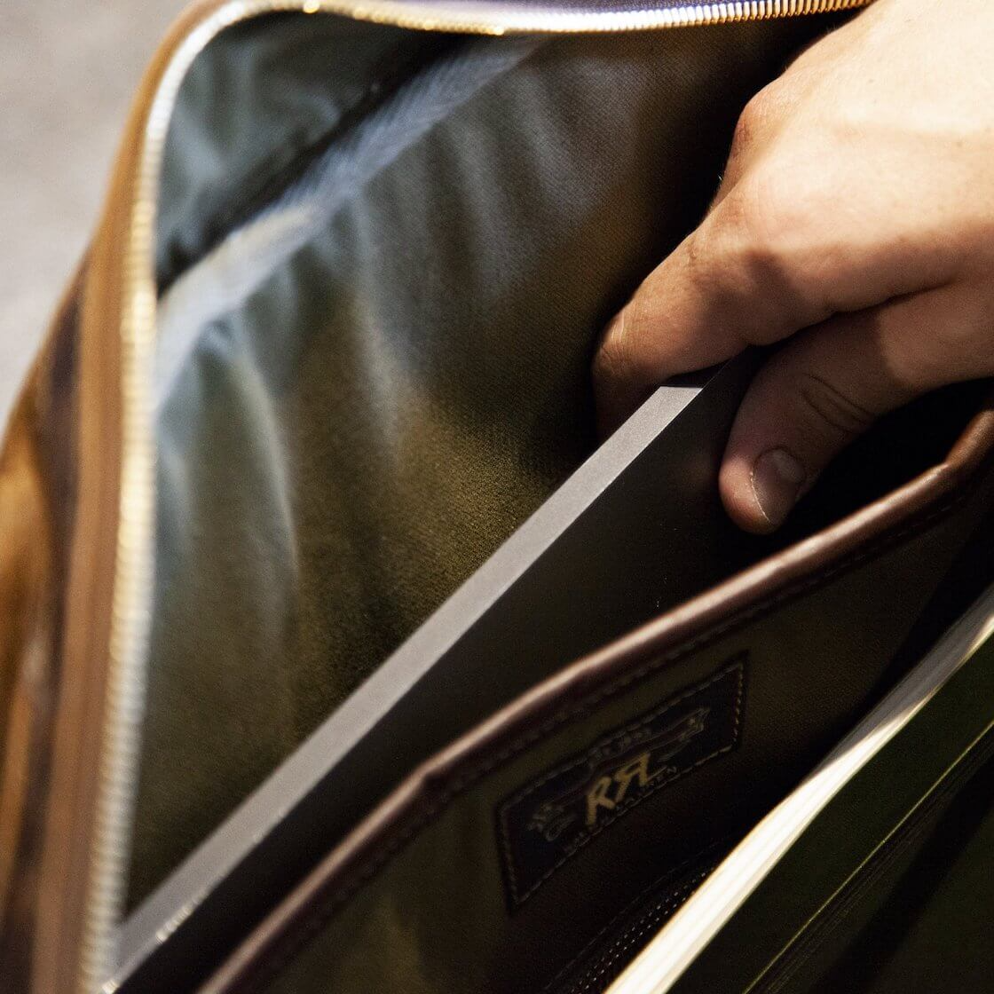 rrl briefcase