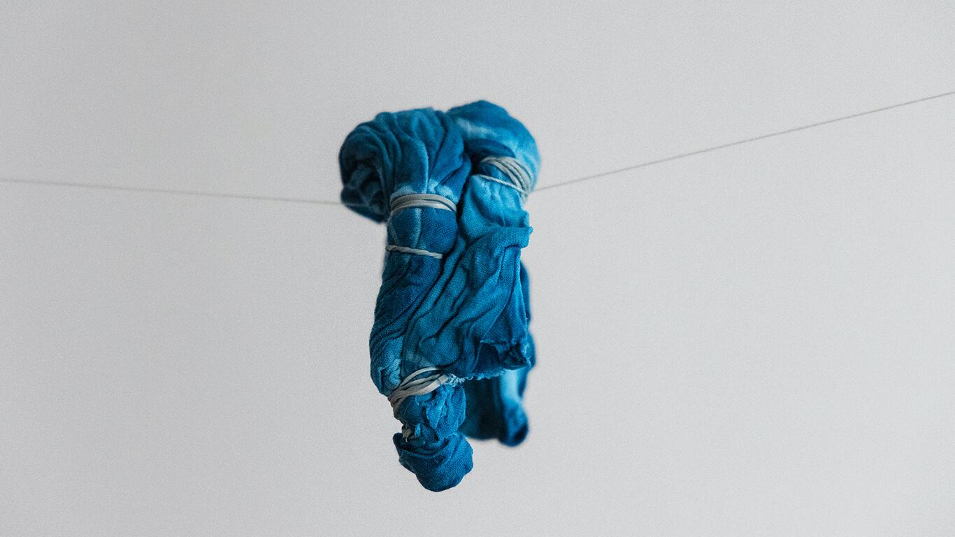 yamato indigo dyeing tutorial