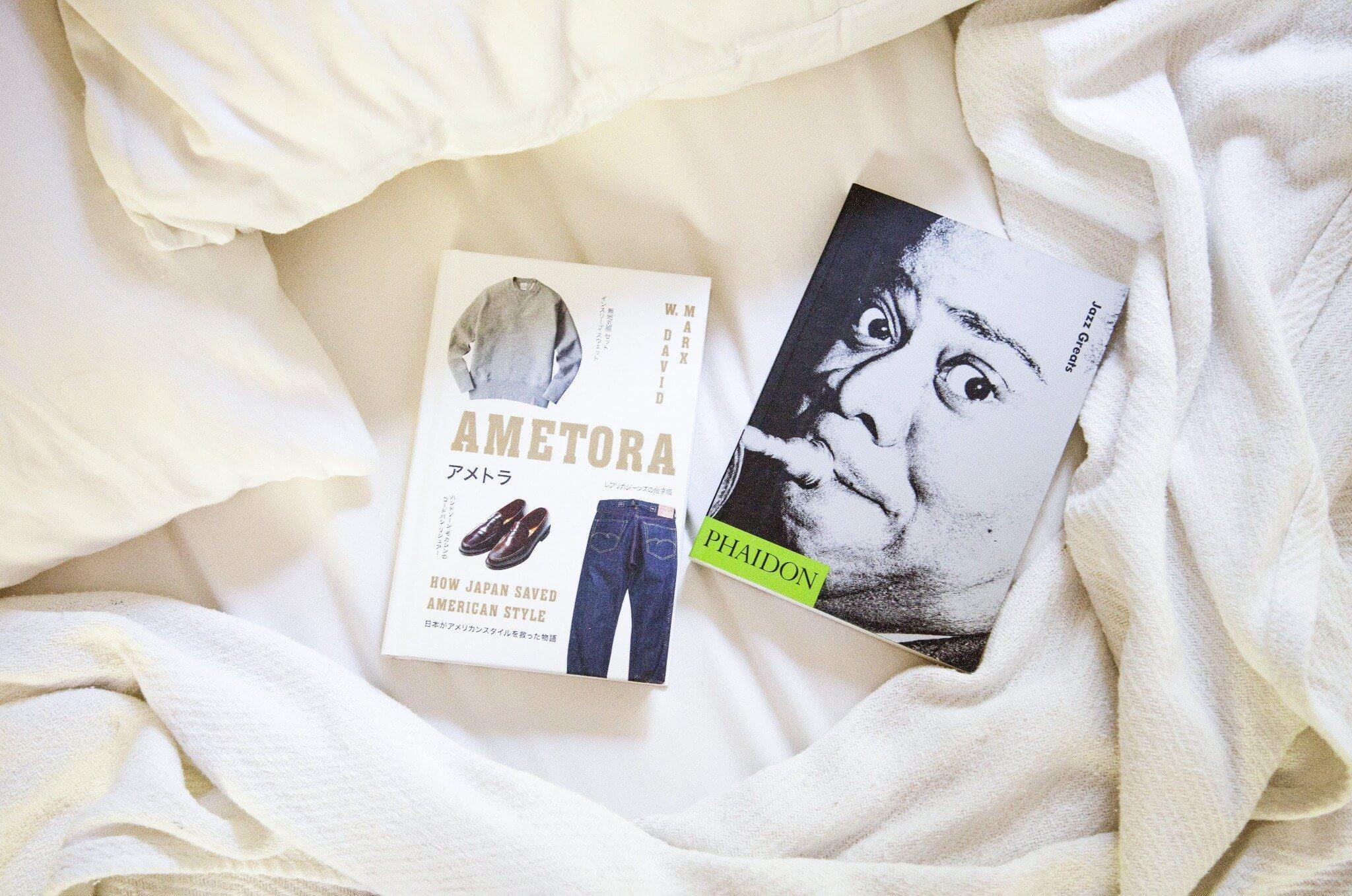 ametora book and jazz greats phaidon book