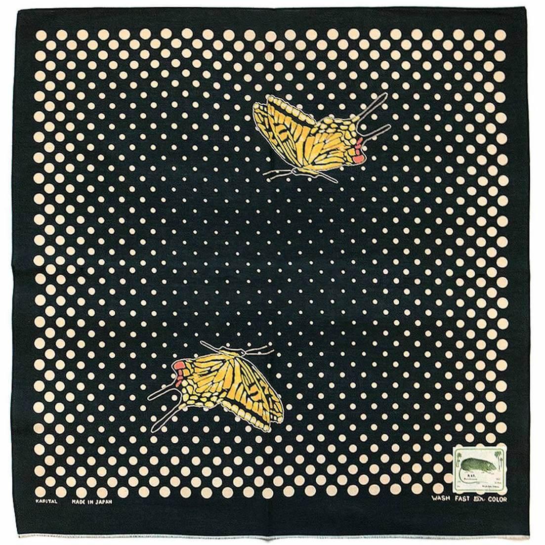 kapital butterfly bandana