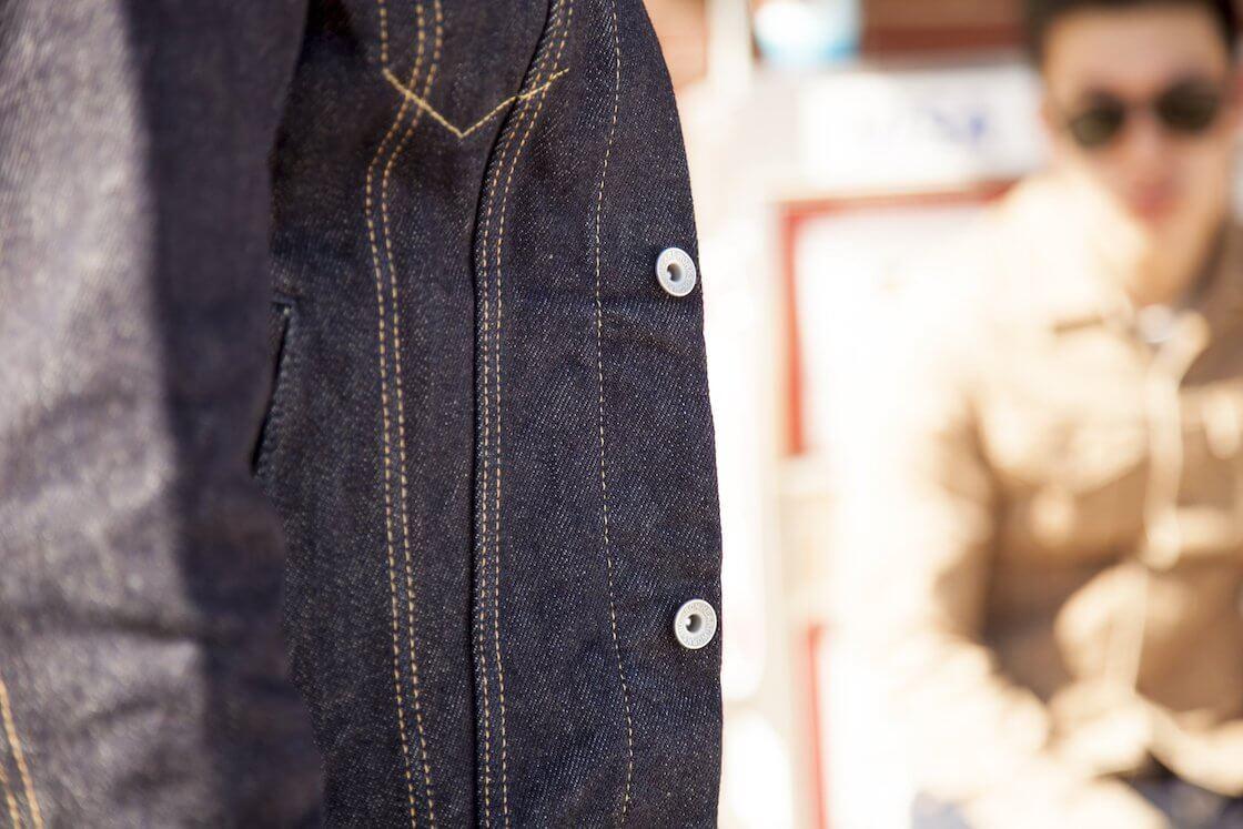 ironheart type III jacket on body