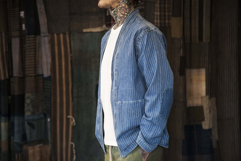 noragi jacket feature