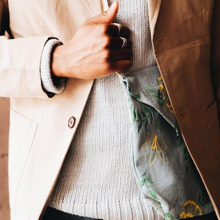 corridor nyc clothing on body