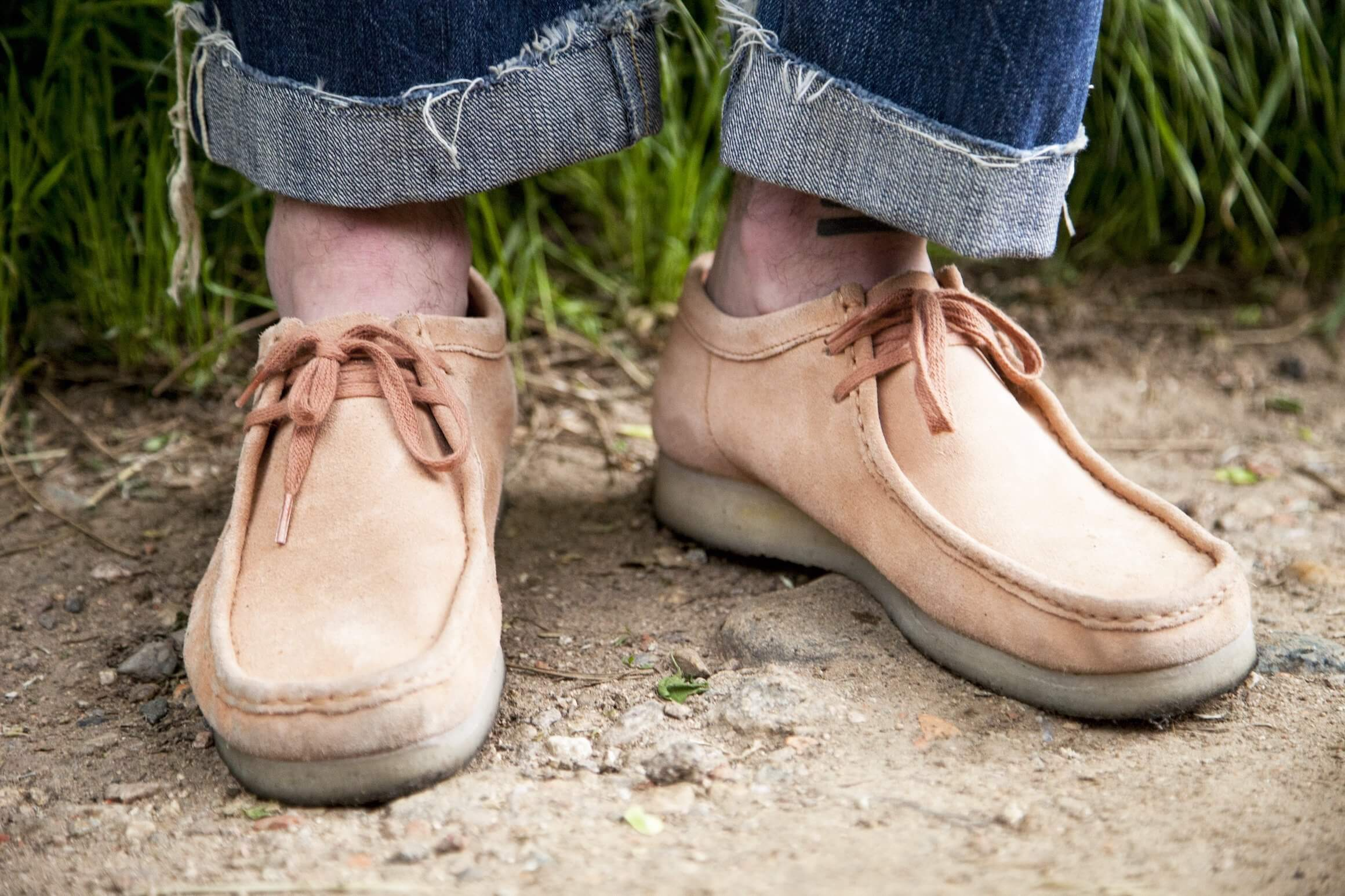 clarks wallabees history and style feature