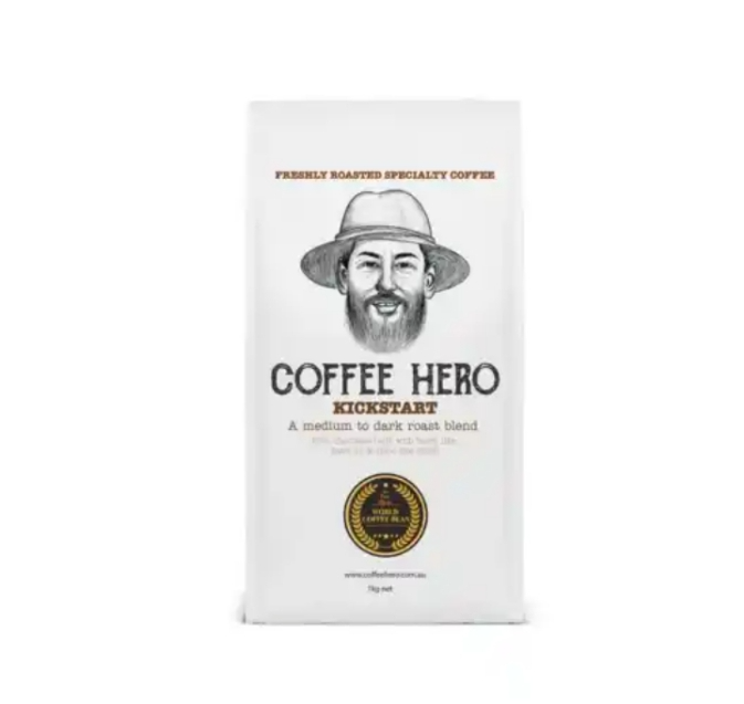 Coffee blend from Coffee Hero