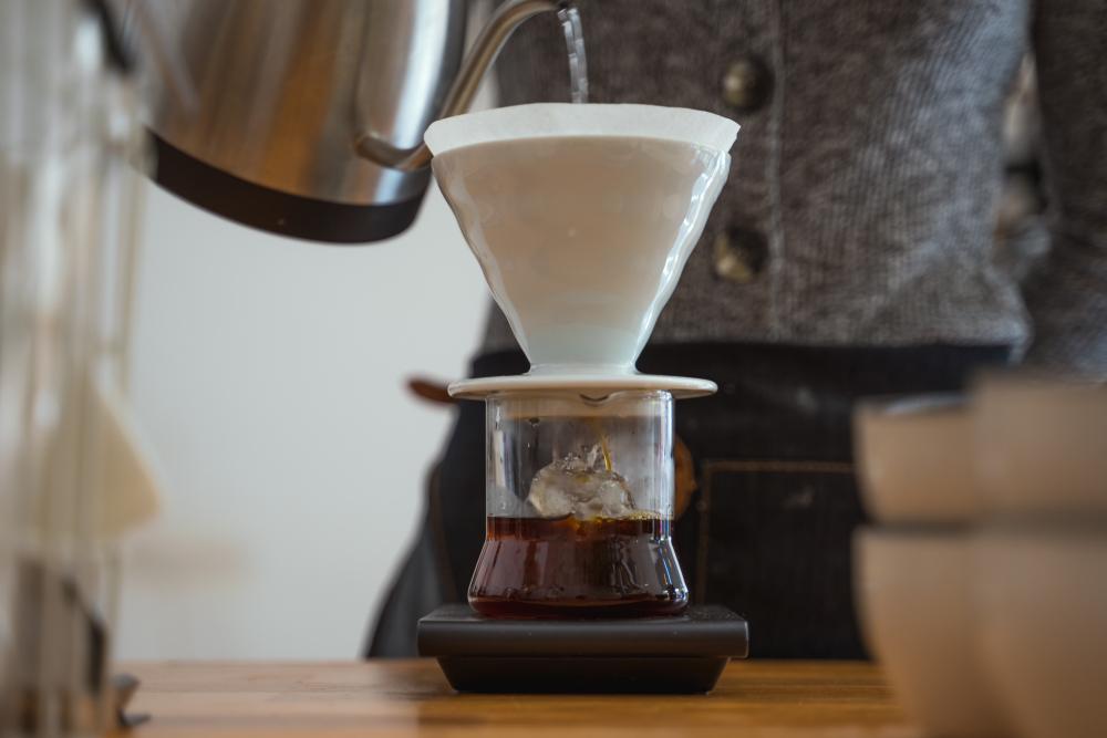 hario V60 coffee maker