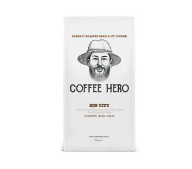 Coffee beans from Coffeehero