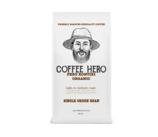 High elevation coffee beans