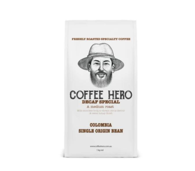 Decaf coffee beans in Sydney