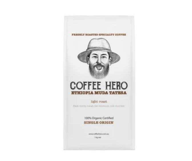 Single origin beans from Coffee hero