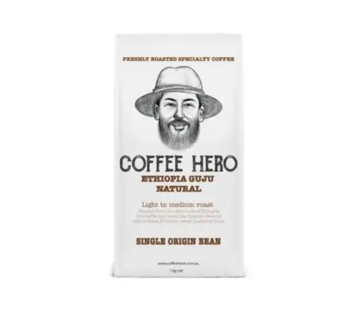 Ethiopian coffee from coffeehero