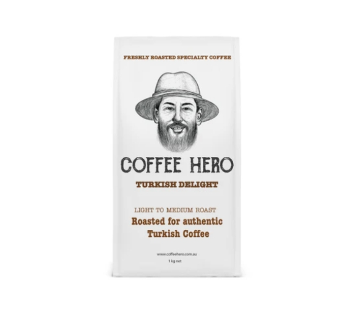 Fresh coffee in Australia