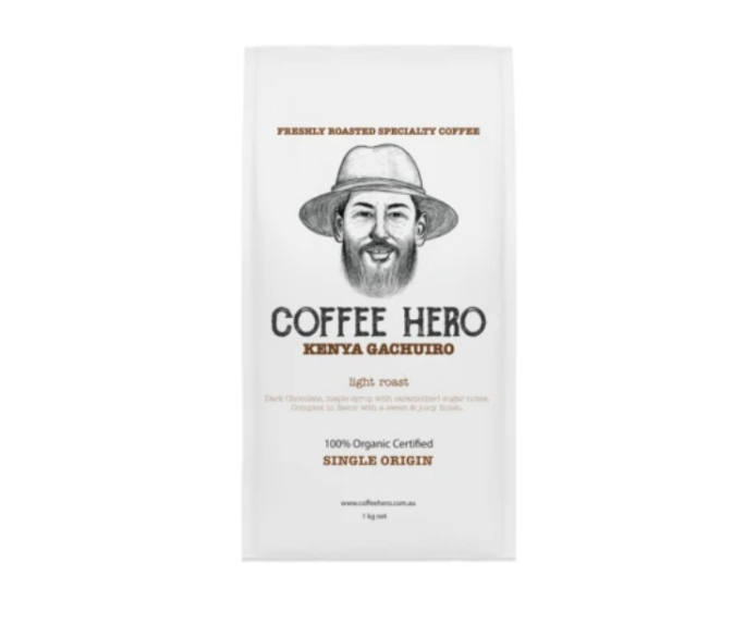 Coffee Hero