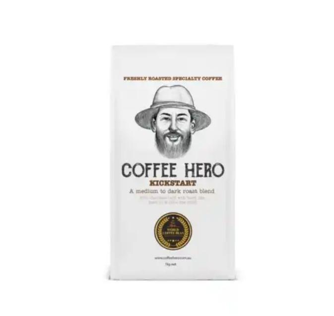 Fresh coffee beans in Australia