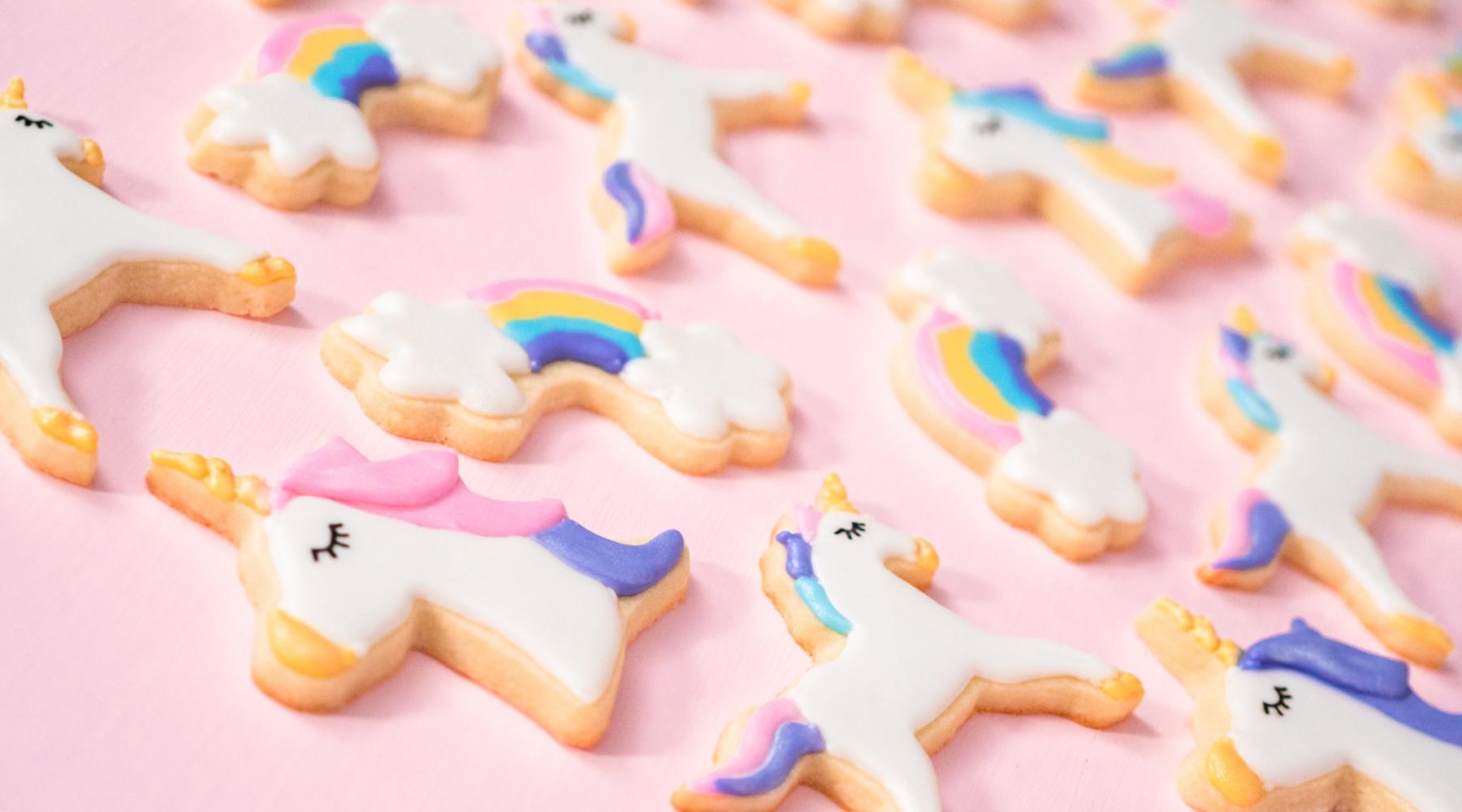 Unicorn Party treats
