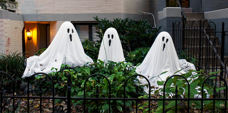 White Ghost Linens