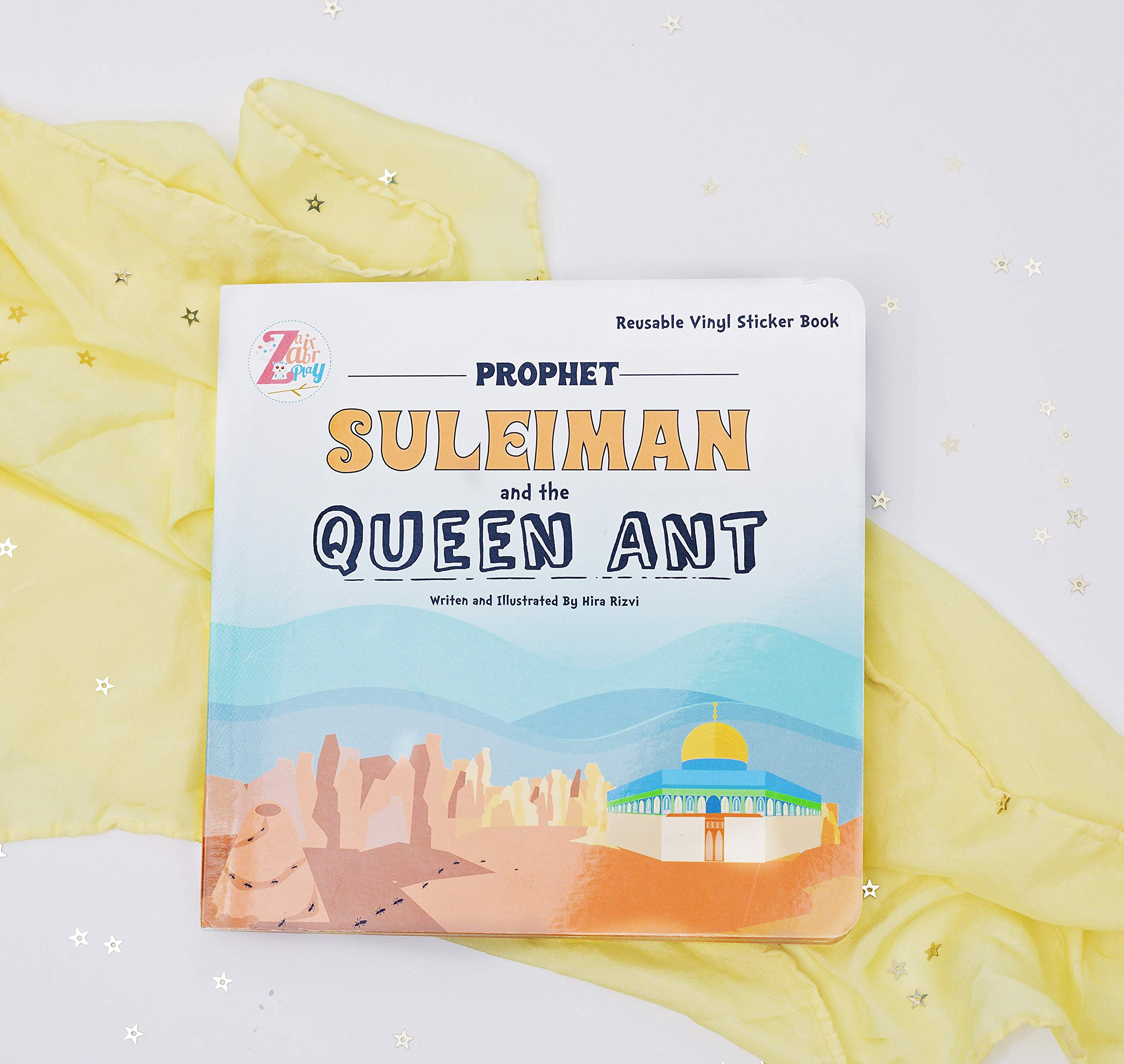 Ramadan Children's Book (image from amazaon.com)