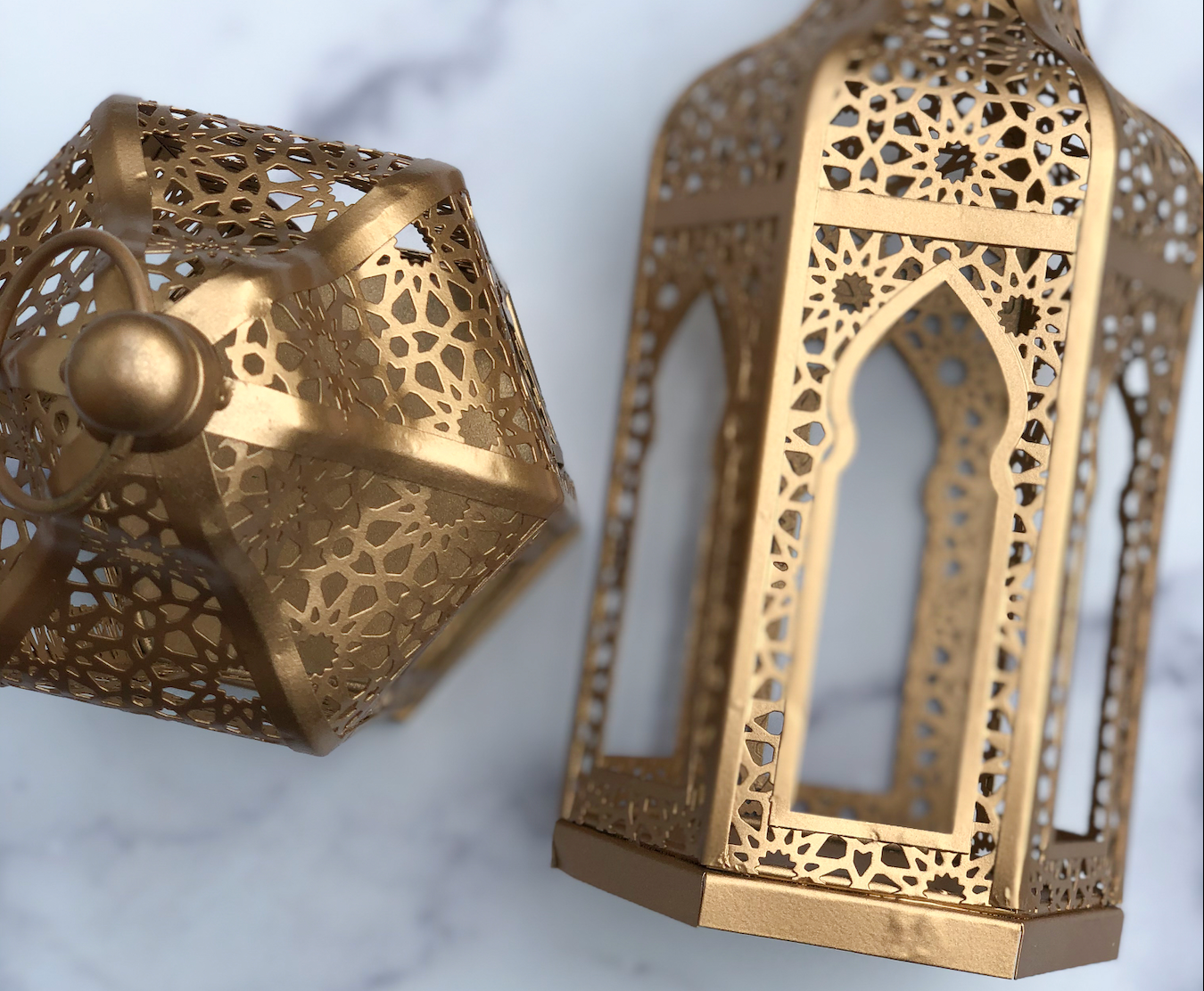 Details of our lanterns