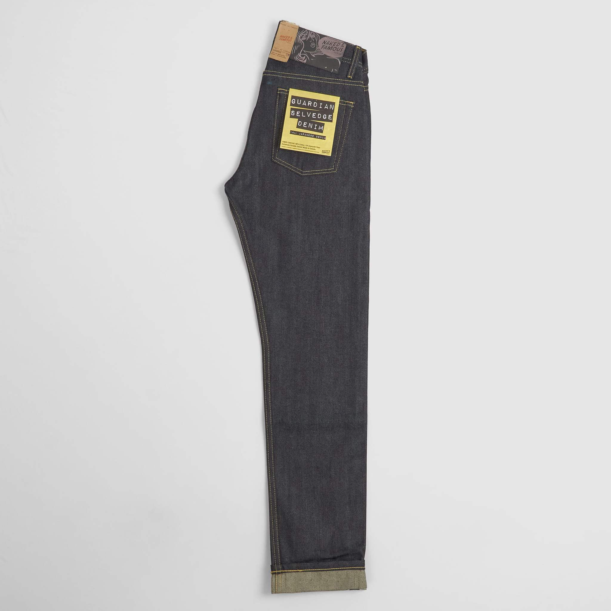 Naked and Famous Kevlar Jeans