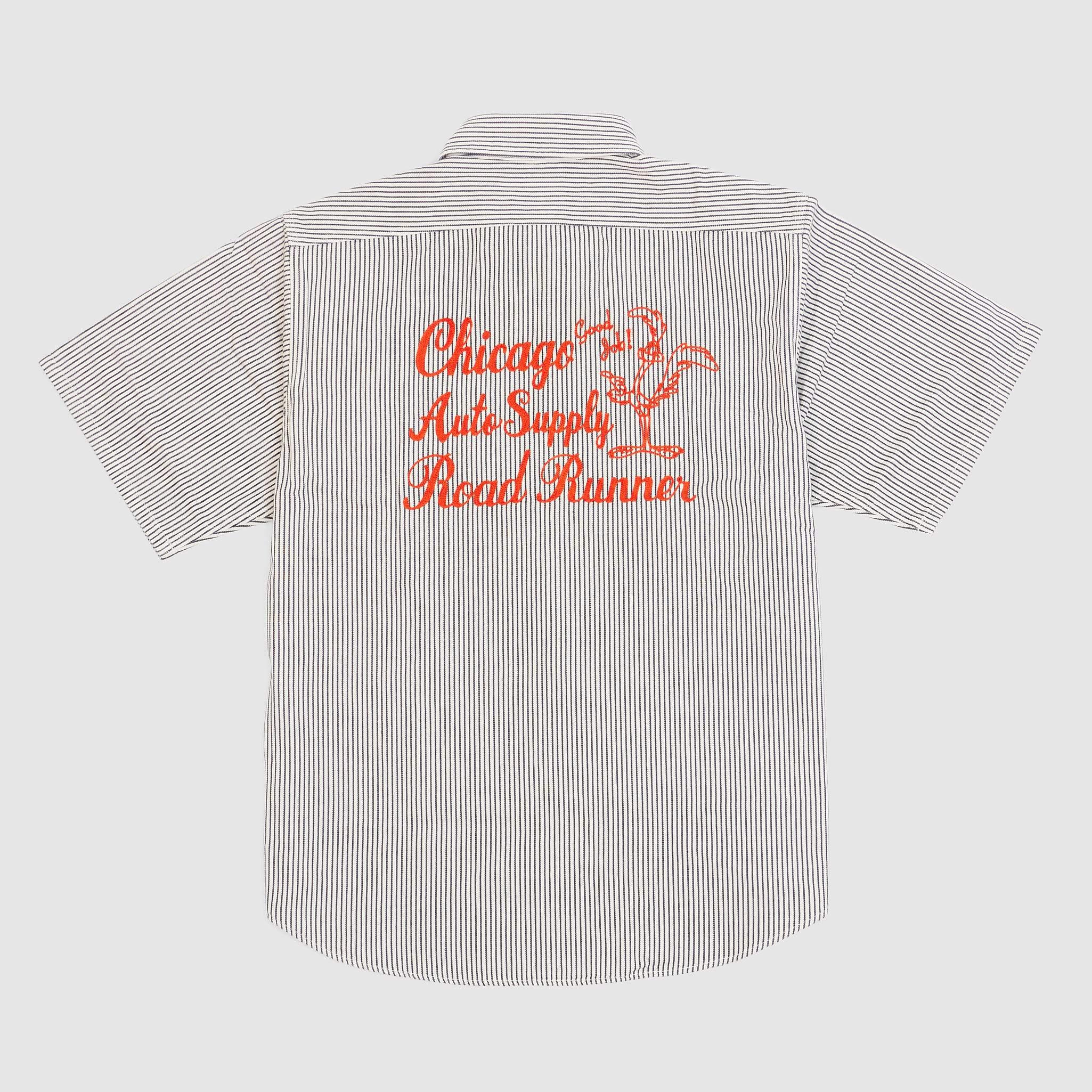 Sugar Cane Garage Shirt Road Runner
