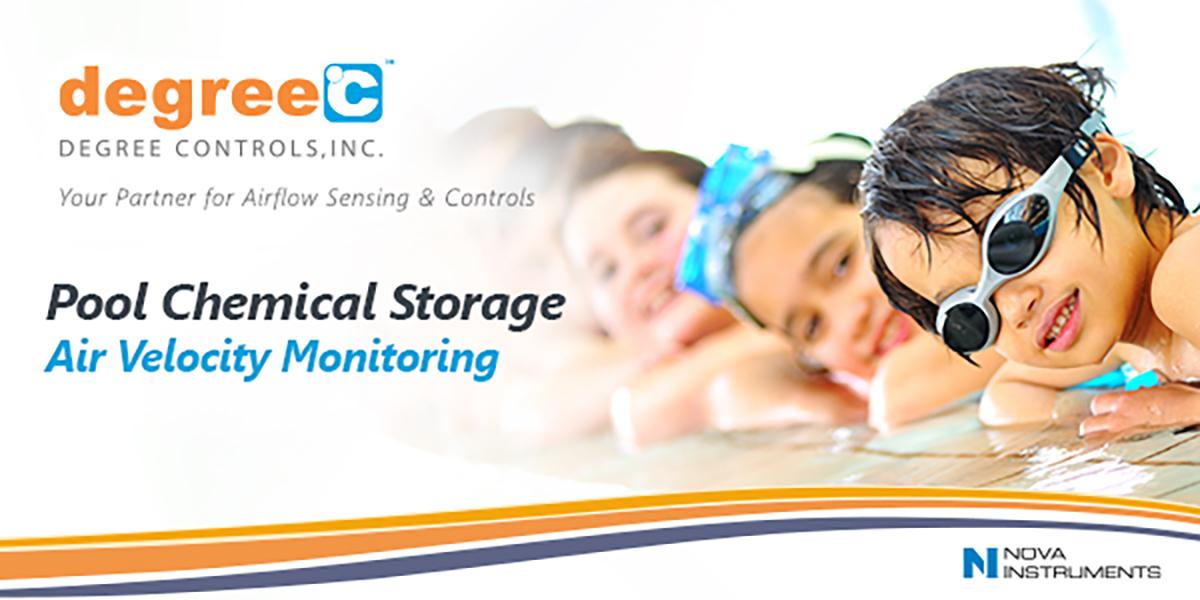 Monitoring Chemical Storage Airflow