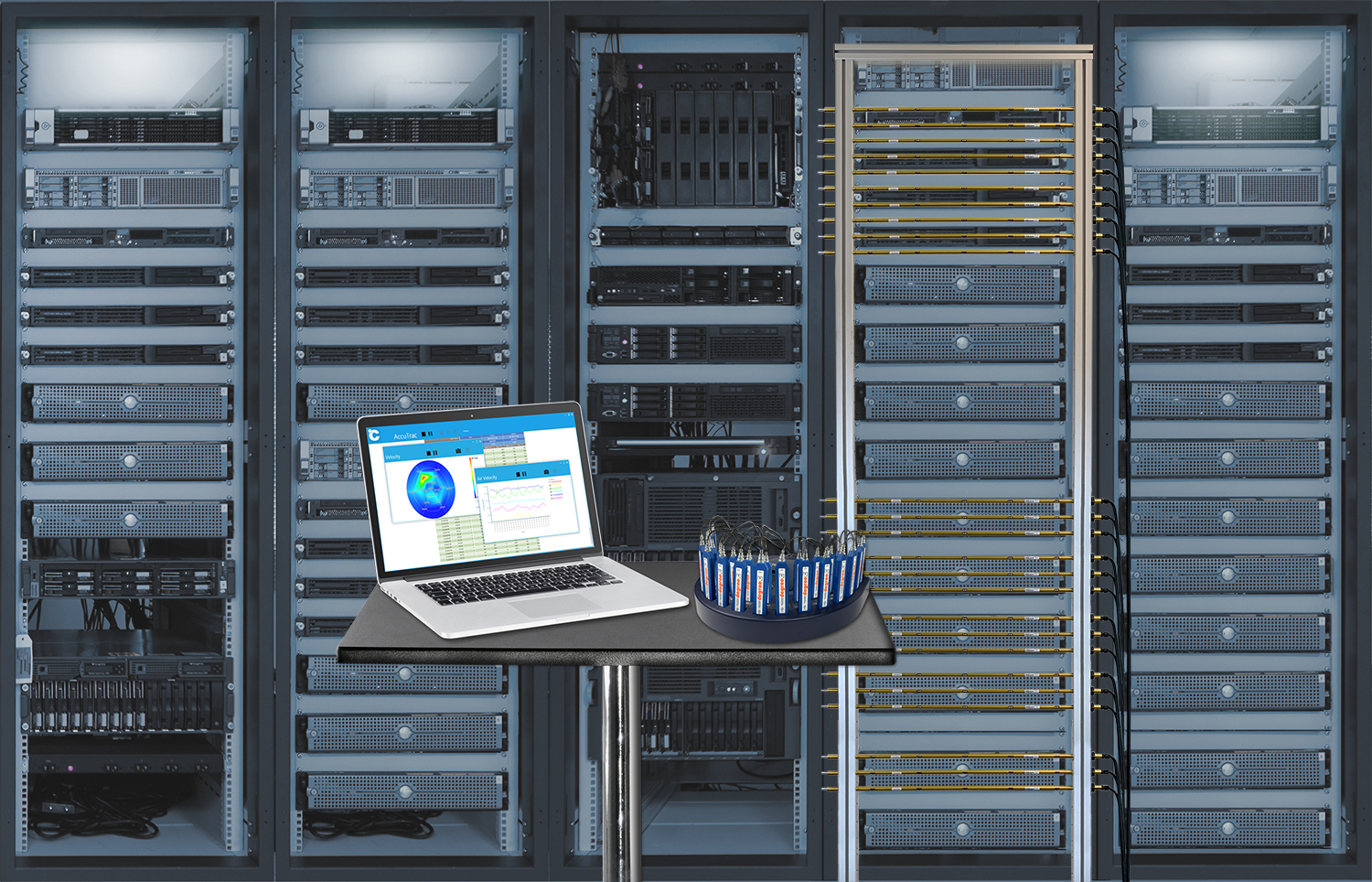 Data Center Airflow Testing and Measurement