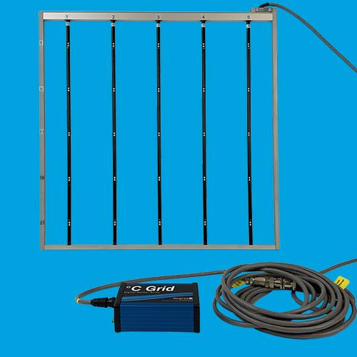 Multipoint Airflow Sensor Grid