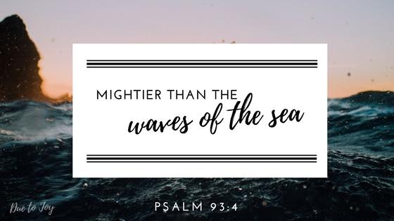 Psalm 93-4