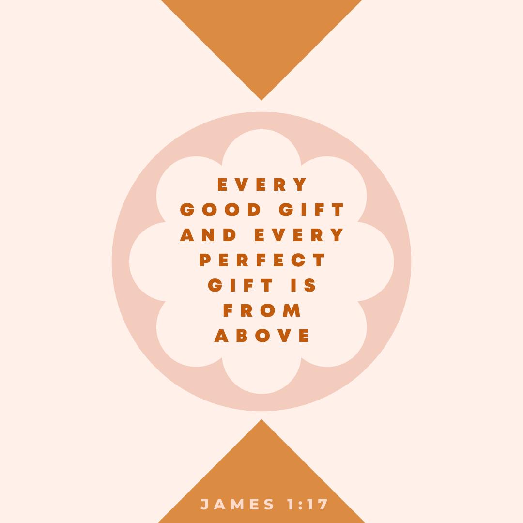 James 1:17 Due To Joy blog