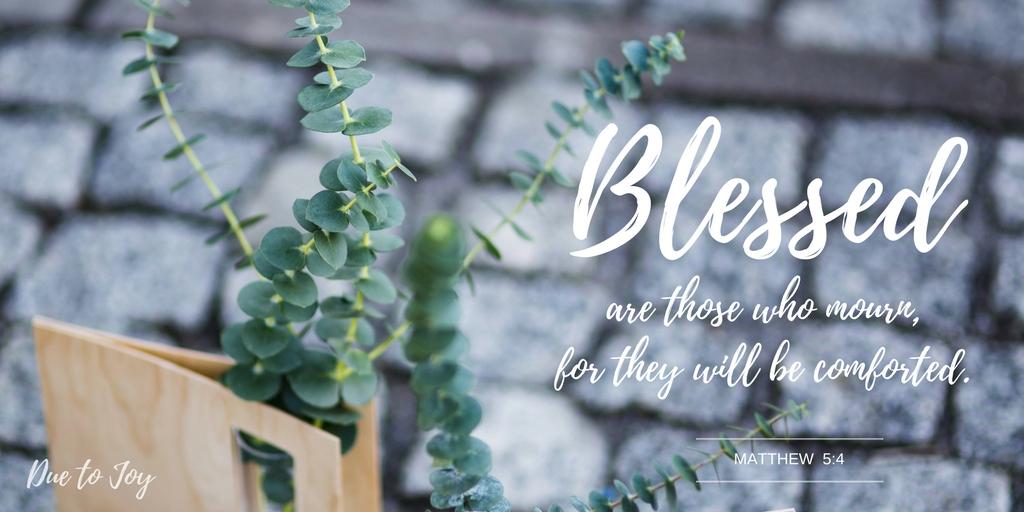 Matthew 5-4