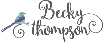 Becky Thompson Blog