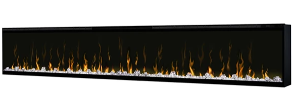 IgniteXL 100 inch Linear Electric Fireplace