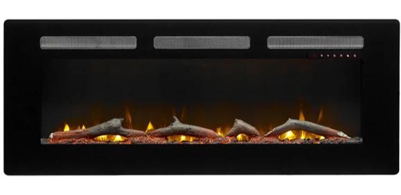 """Sierra 48"""" Linear Electric Fireplace"""