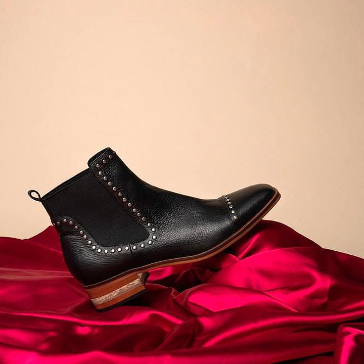 Django & Juliette Farras ankle boots