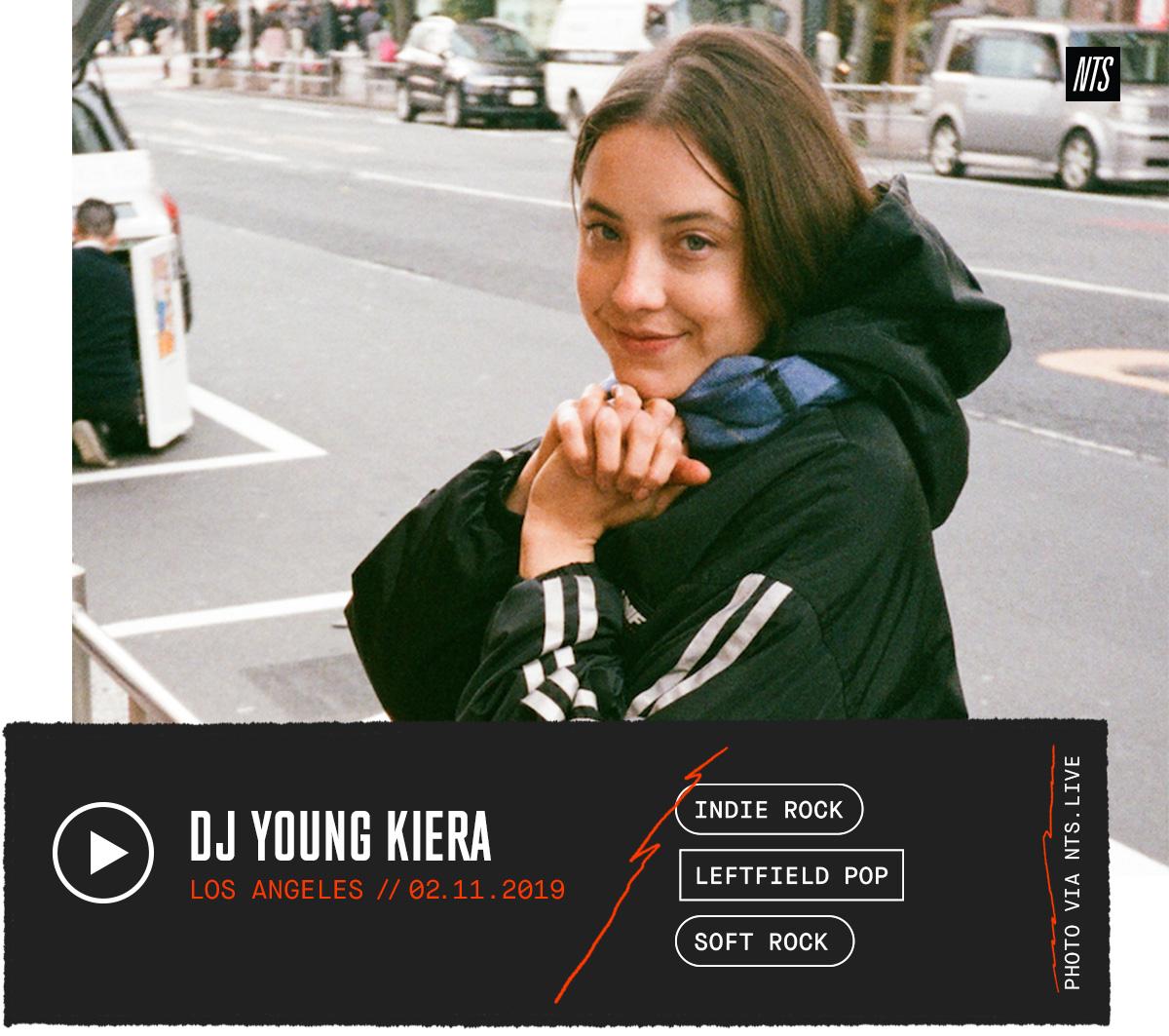 NTS Radio – DJ YOUNG KIERA