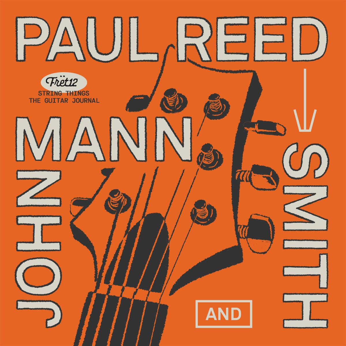 Paul Reed Smith and John Mann