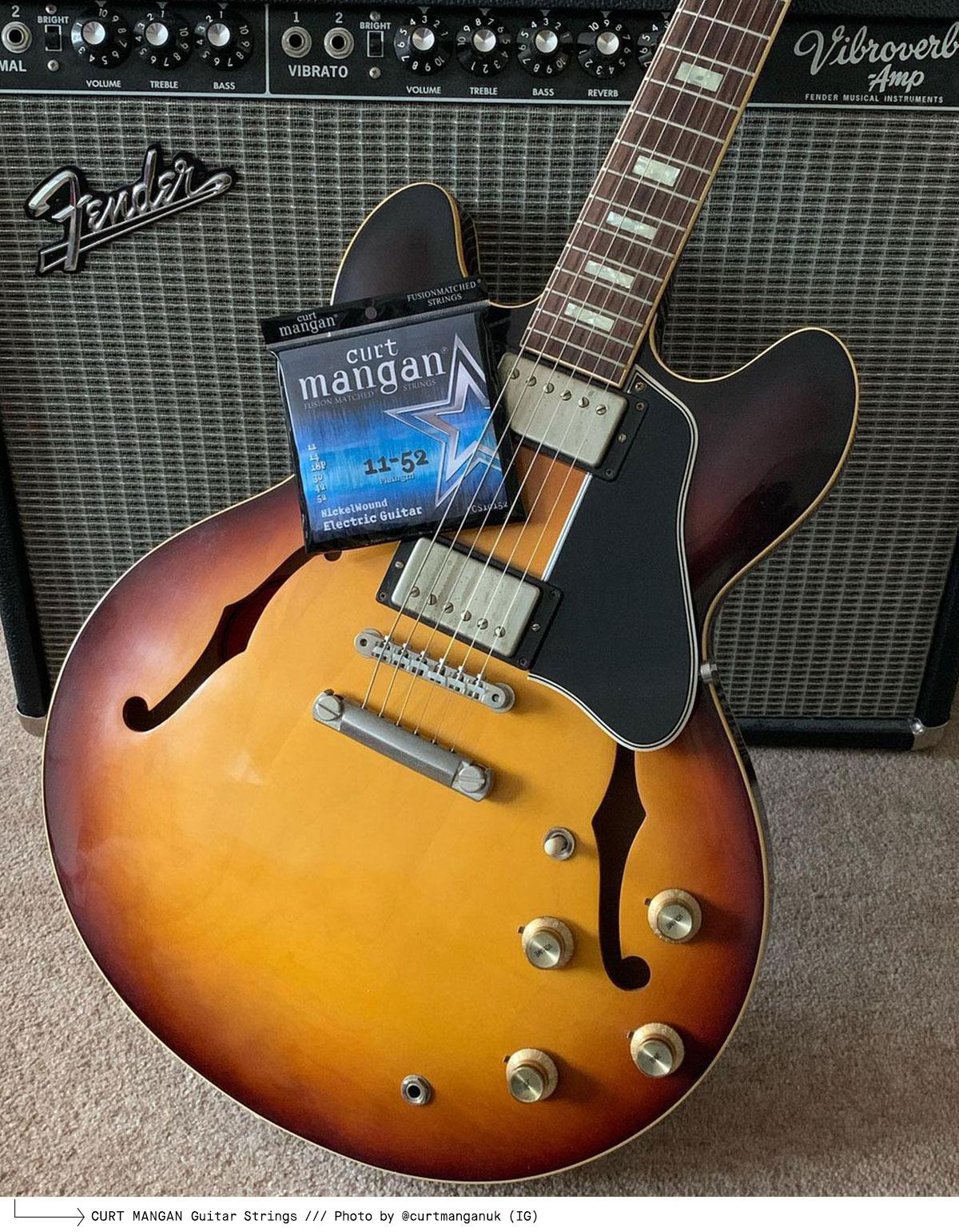 Curt Mangan Guitar Strings - Fret12 Journal