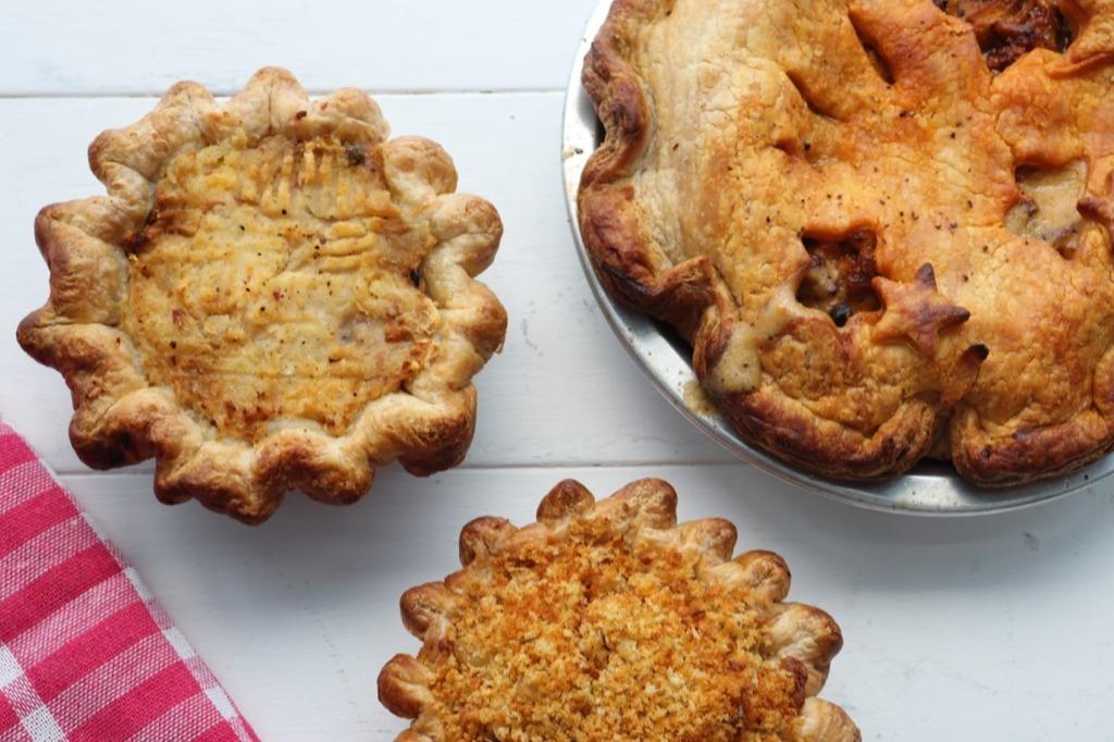 Savoury Pot Pies