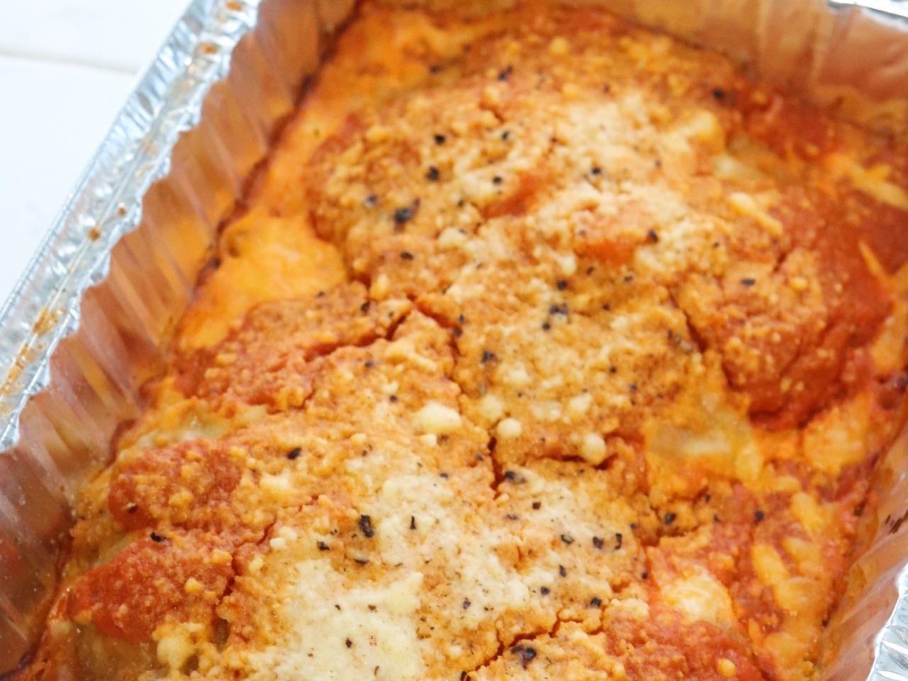 Chicken Parmegiana