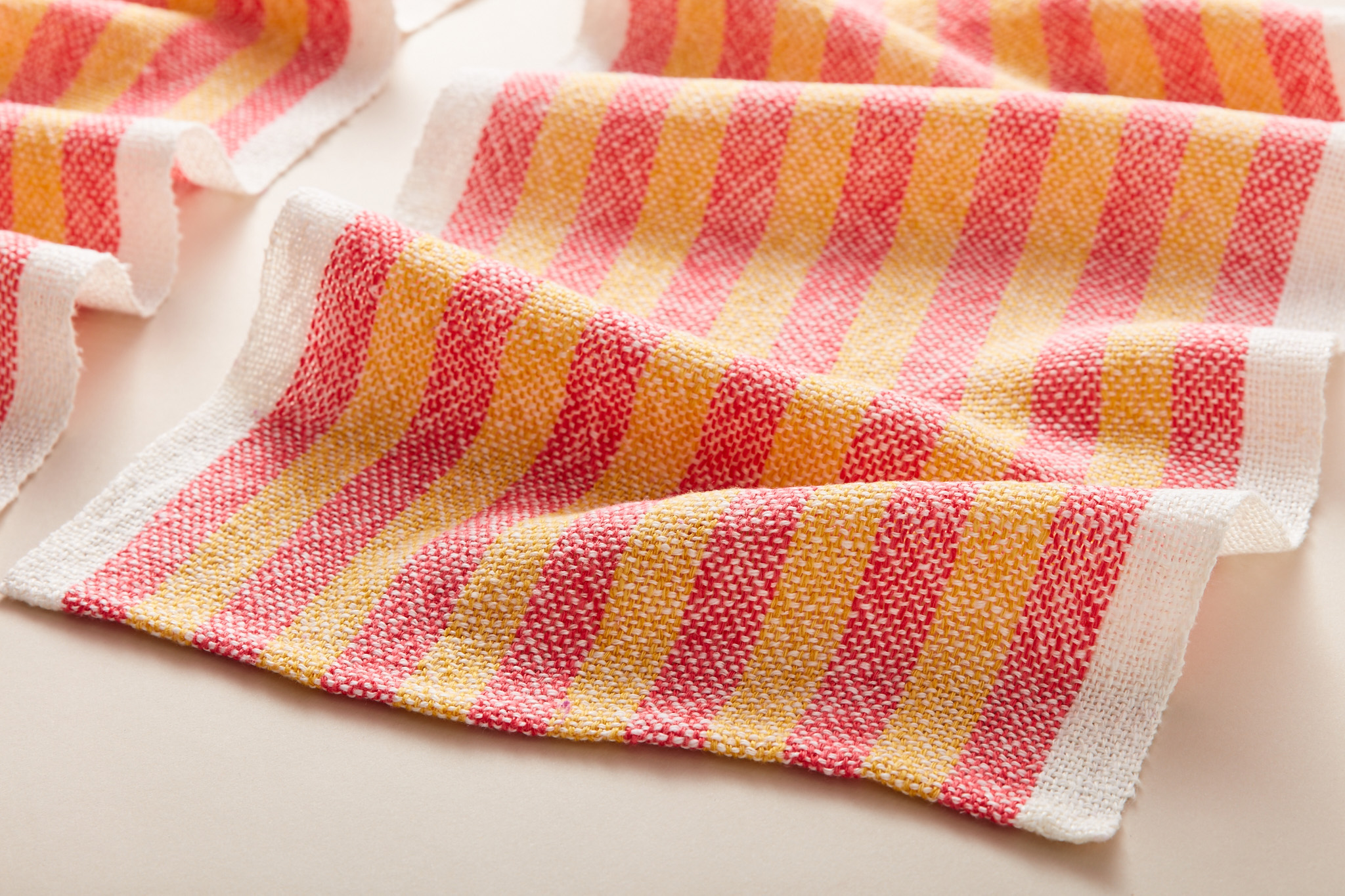 Tabby Weave Handwoven Towels