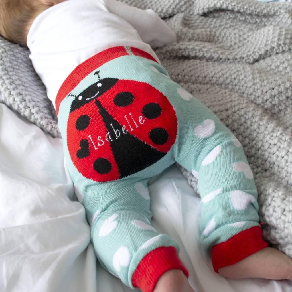 Personalised Baby Leggings