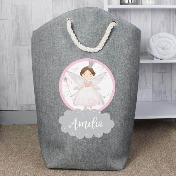 Personalised Baby Toy Storage