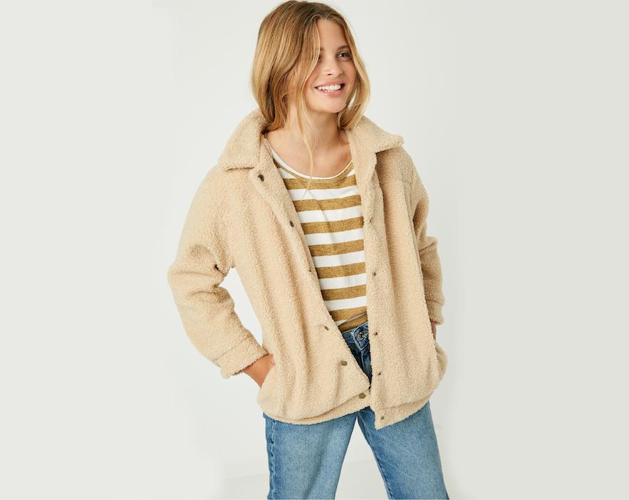 Sherpa Soft Jacket