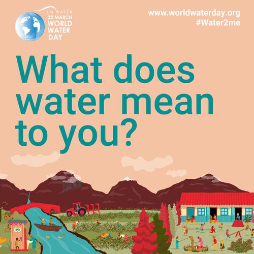 Heppi - World Water Day