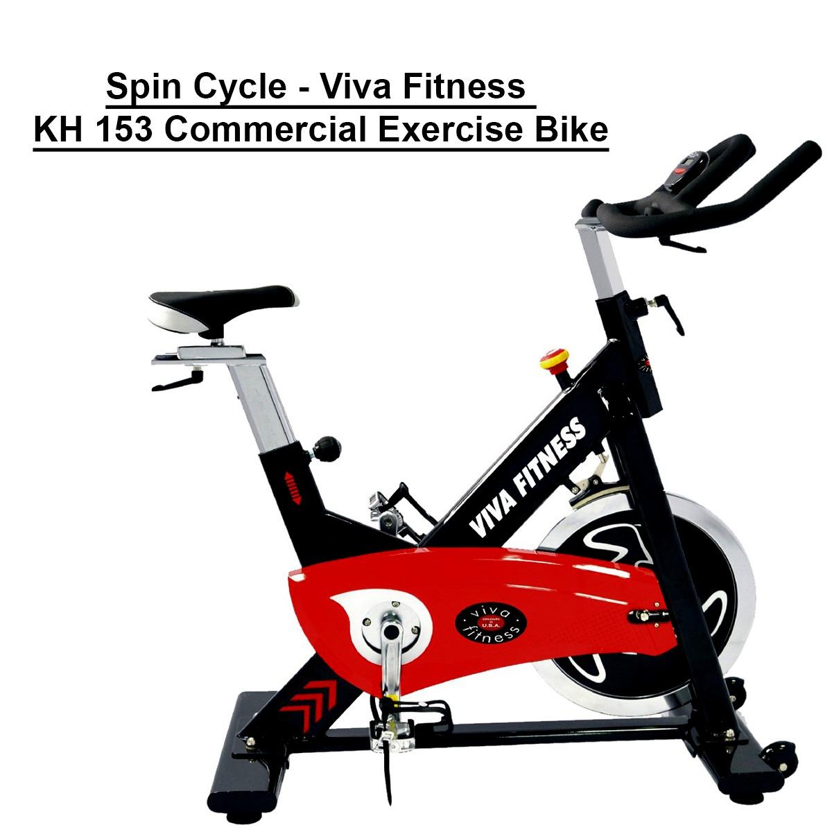 Viva Fitness KH 153 Spin Bike