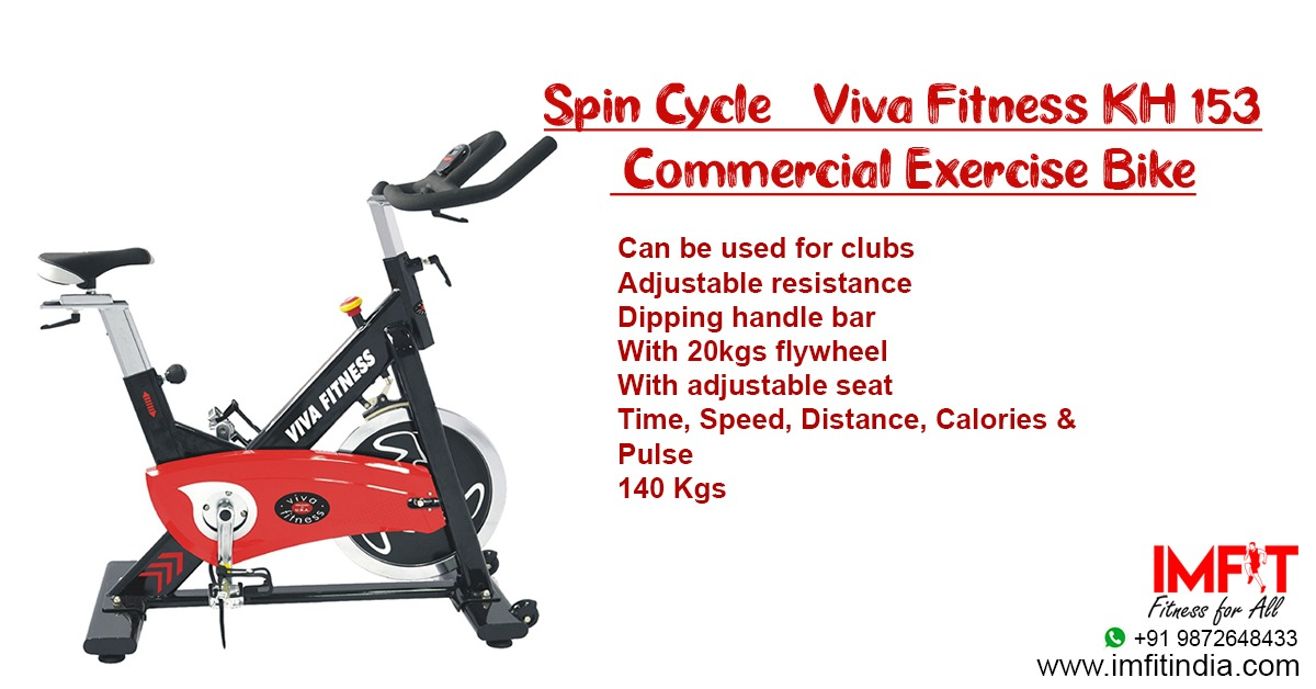 Spin Bike & Its Uses