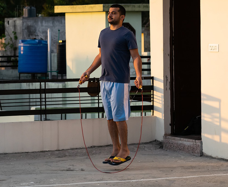Skipping Rope Online