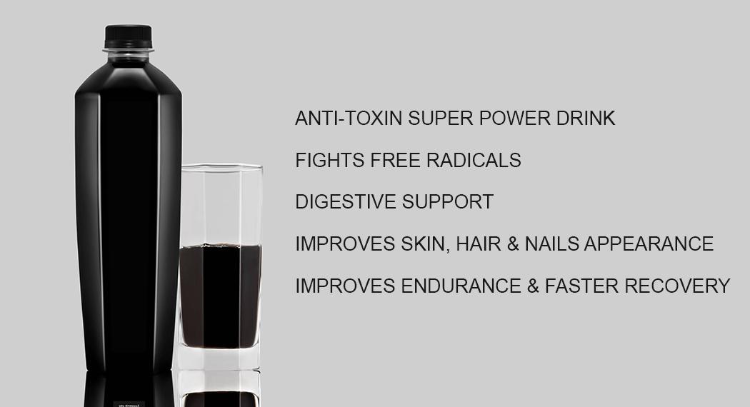 Benefits of Drinking Black Water
